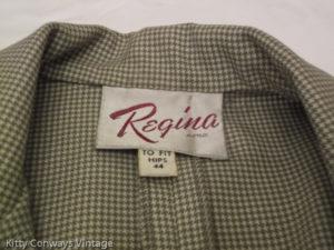 1950s/60s dress suit - Regina regd
