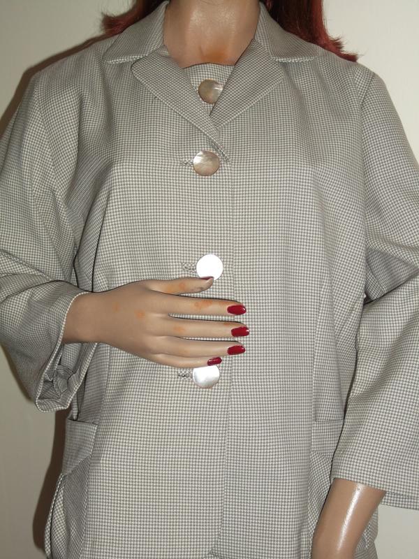 1950s/60s dress suit -front
