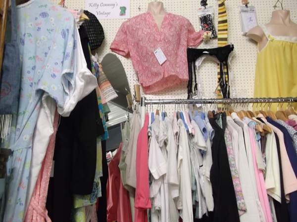 Bygone Times - Kitty Conways stall