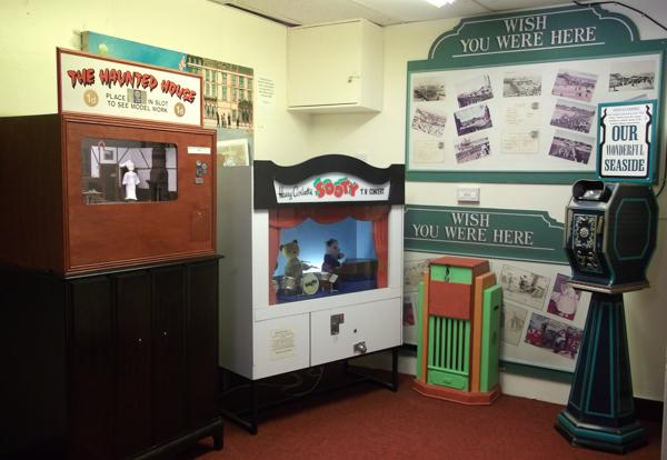 Bygone Times Vintage Arcade games - Sooty